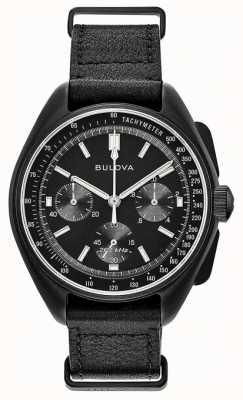 Bulova Mens speciale editie maanpiloot chronograaf 98A186