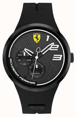 Scuderia Ferrari Fxx zwarte wijzerplaat 0830472