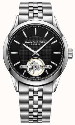 Raymond Weil Mens freelancer automatische stalen armband 2780-ST-20001