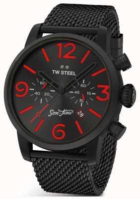 TW Steel Mens speciale editie zoon van tijd tempus woede MST14