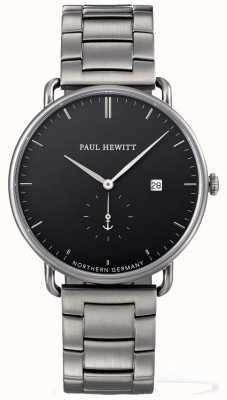 Paul Hewitt Heren grote atlantische roestvrijstalen armband PH-TGA-GM-B-4M