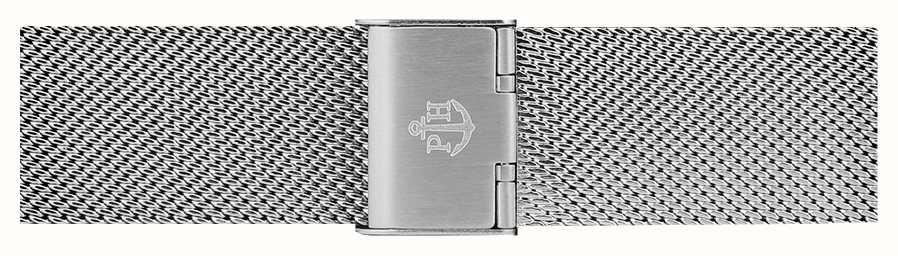 Paul Hewitt | 20 mm roestvrijstalen gaasband | vouw sluiting | PH-M1-S-4M