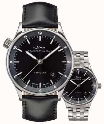 Sinn 6068 band / armband set automatische frankfurt finance district 6068.010