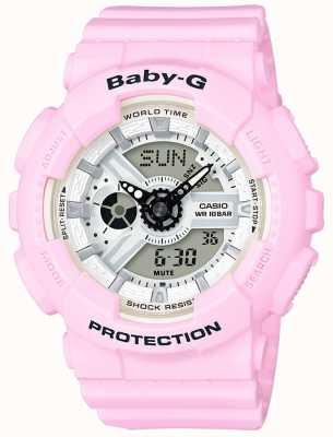 Casio Vrouwen baby-g roze BA-110BE-4AER