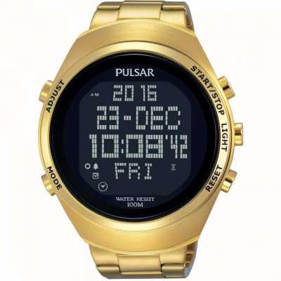 Pulsar Herinneringschronograaf voor heren PQ2056X1