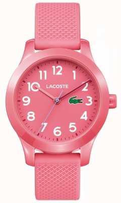 Lacoste Kids 12.12 kijken roze 2030006