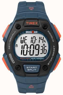 Timex Ironman classic 30 fs blauw TW5M09600