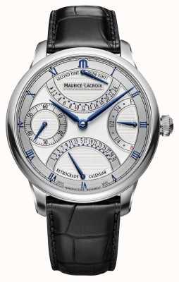 Maurice Lacroix Meesterwerk dubbele retrograde herenhorloge MP6578-SS001-131-1