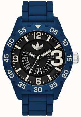 adidas Originals Heren Newburgh blauw ADH3141