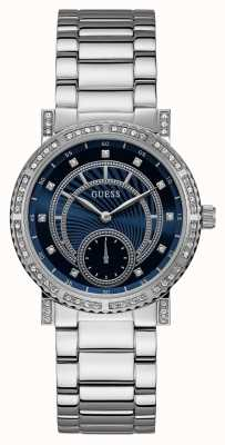 Guess Dameshorloge met sterrenbeeld W1006L1