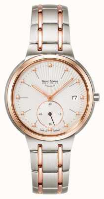 Bruno Sohnle Epona 34mm tweetoon roestvrij stalen horloge 17-63162-252