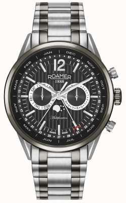 Roamer Menselijk superieur zakelijk multifunctioneel horloge 508822405450