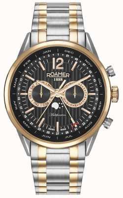 Roamer Menselijk superieur zakelijk multifunctioneel horloge 508822495450