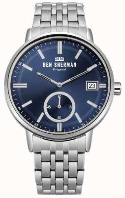 Ben Sherman Portobello professioneel horloge voor mannen WB071USM