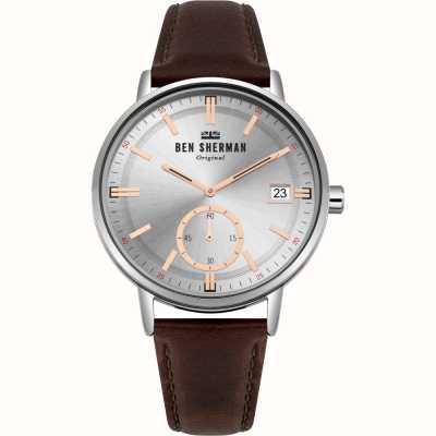 Ben Sherman Heren portobello horloge WB071SBR