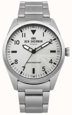 Ben Sherman Carnaby militair horloge voor heren WB074SM
