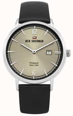 Ben Sherman Mens de sociale horloge van Dylan WBS101B