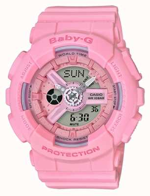 Casio Dames baby-g chronograaf alarm BA-110-4A1ER