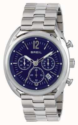 Breil Beaubourg roestvrij stalen chronograaf wijzerplaat TW1665