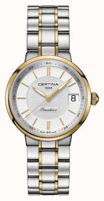Certina Sts Preidrive-horloge voor dames C0312102203100