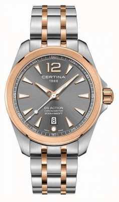 Certina Mens ds actie chronometer horloge C0328512208700
