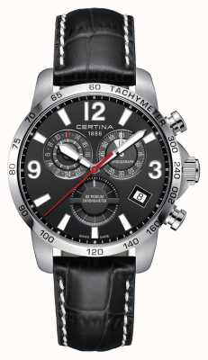 Certina Heren ds podium chronograaf horloge C0346541605700