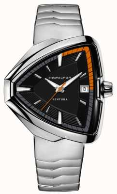 Hamilton Ventura elvis80 roestvrijstalen horloge H24551131
