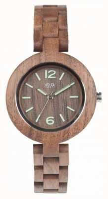 WeWood Mimosanoot | houten band | houten gezicht | 70205700