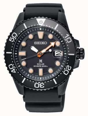 Seiko Prospex sea black-serie gelimiteerde editie SNE493P1