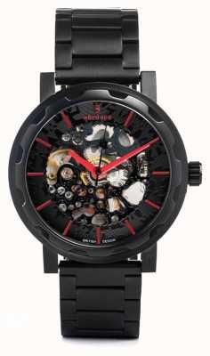Weird Ape Kolt automatische zwarte ip-armband en etui WA02-005505