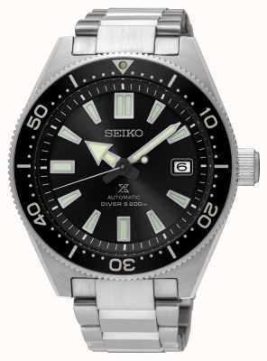 Seiko Prospex duikers recreatie zwarte wijzerplaat automatisch horloge SPB051J1