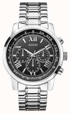 Guess Cadeauset voor herenhorloge en manchetknopen UBS00004