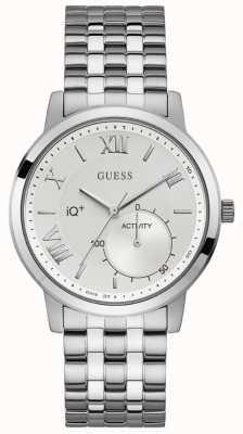 Guess Mens iq + hybride smartwatch C2004G3