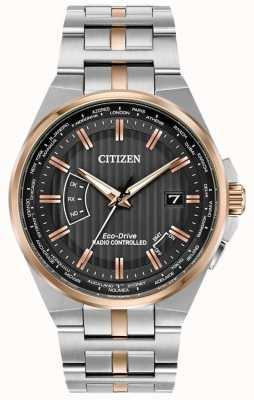 Citizen Menselijke wereld eeuwig op eco-drive CB0166-54H
