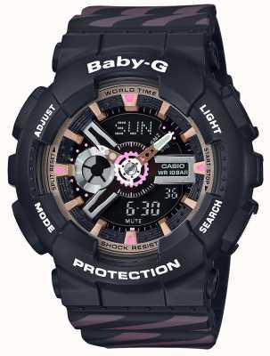 Casio Baby-g toeval-alarm chronograaf BA-110CH-1AER