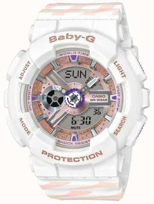 Casio Baby-g toeval-alarm chronograaf BA-110CH-7AER