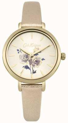 Cath Kidston Horloge van het het eiland het metaal gouden riem van vrouwen CKL049G