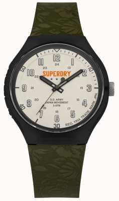 Superdry Sd leger urban xl tropic cam kaki riem SYG225N