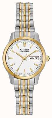 Citizen Dames uitbreiding armband eco-rijden EW3154-90A