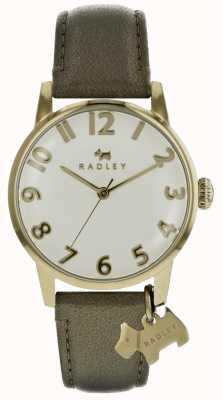 Radley Dames liverpool straat horloge bronzen band RY2594