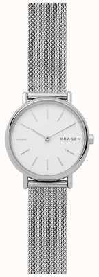 Skagen Signatur horlogeband van roestvrij staal SKW2692