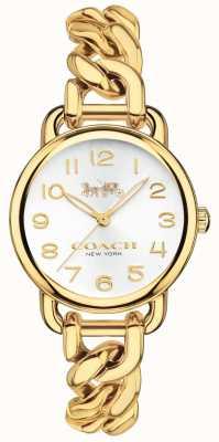 Coach Waanzinnig verguld horloge voor vrouwen 14502801