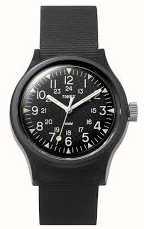Timex Womens mk1 36mm nylon bandhorloge TW2R13800