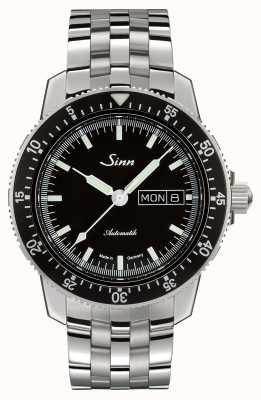Sinn 104 st sa i classic pilot horloge roestvrij stalen armband 104.010 BRACELET