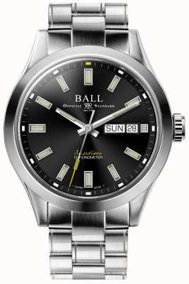 Ball Watch Company Limited edition ingenieur iii uithoudingsvermogen 1917 classic 40 mm NM2182C-S4C-BK