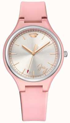 Juicy Couture Damesroze dag dromer horloge 1901641