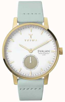 Triwa Womens ivoor svalan mint klassiek super slank TR.SVST105-S111313