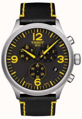 Tissot Chrono xl classic tour de france editie T1166171605701
