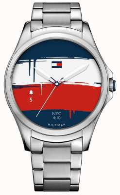 Tommy Hilfiger Unisex bluetooth android draagt ​​smartwatch 1791405