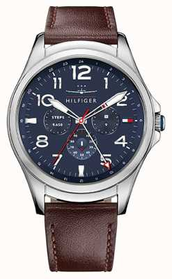 Tommy Hilfiger Unisex bluetooth android draagt ​​smartwatch 1791406